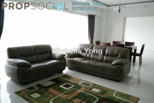 For Rent Condominium at One Jelatek, Setiawangsa Freehold Fully Furnished 3R/3B 3.5k