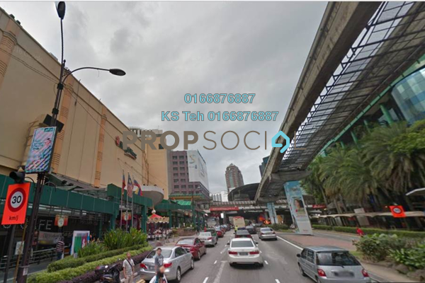 For Rent Shop at Sungei Wang Plaza, Bukit Bintang Freehold Unfurnished 0R/0B 90k
