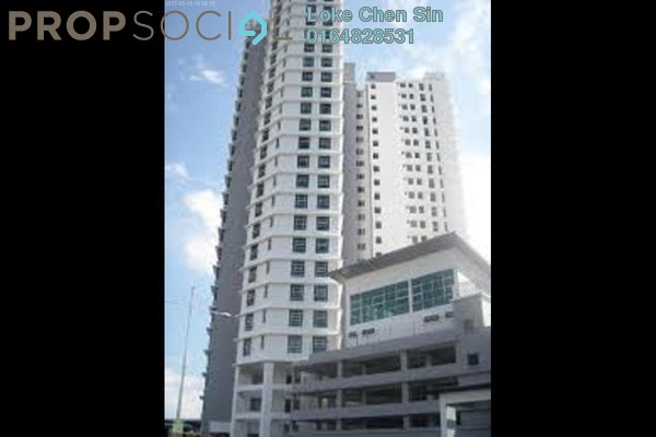 For Rent Apartment at The Brezza, Tanjung Tokong Leasehold Fully Furnished 3R/2B 2.7k