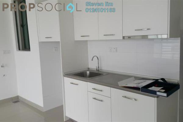 For Sale Serviced Residence at CyberSquare, Cyberjaya Freehold Semi Furnished 0R/1B 260k