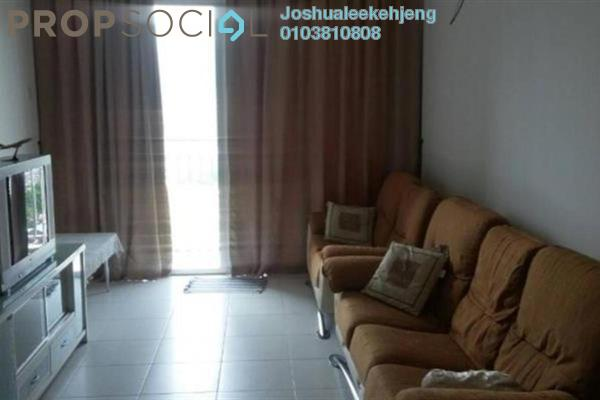 For Rent Condominium at The Golden Triangle, Relau Freehold Fully Furnished 3R/2B 1.4k