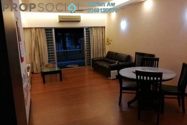 For Rent Condominium at Seri Maya, Setiawangsa Freehold Fully Furnished 3R/2B 3k