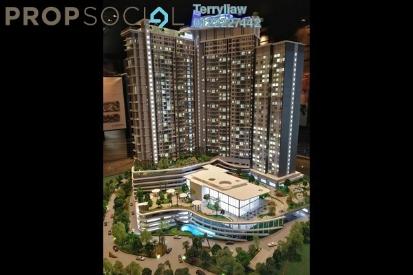For Sale Serviced Residence at Windmill Upon Hills, Genting Highlands Freehold Fully Furnished 1R/1B 380k