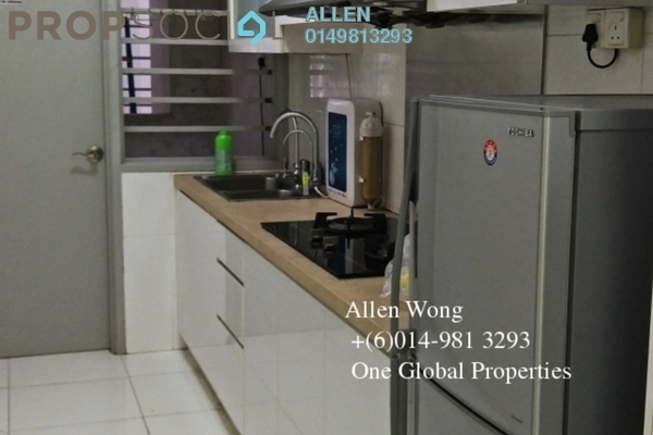 For Rent Condominium at Taman Bukit Indah, Bukit Indah Freehold Semi Furnished 3R/4B 2.8k