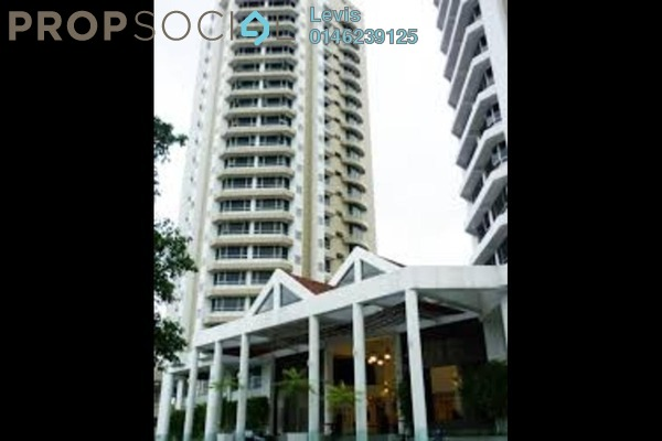 For Rent Condominium at SuCasa, Ampang Hilir Freehold Fully Furnished 2R/1B 3k
