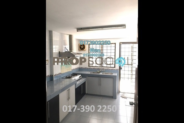 For Rent Terrace at BU4, Bandar Utama Freehold Semi Furnished 4R/3B 2.4k