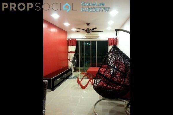 For Sale Condominium at Kuchai Avenue, Kuchai Lama Freehold Semi Furnished 3R/2B 499k