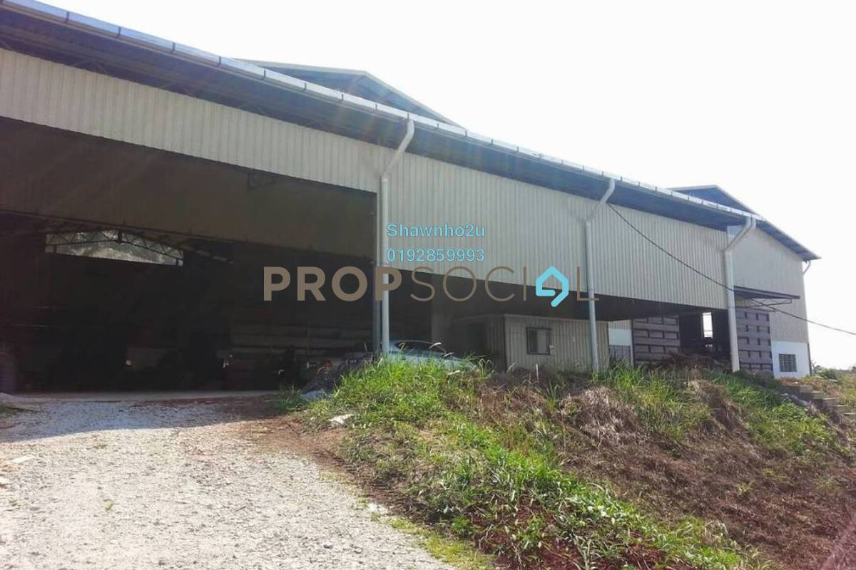 Factory For Rent at Bandar Baru Kundang, Rawang by Shawnho2u