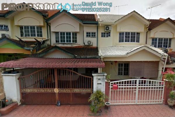 For Sale Terrace at Taman Bukit Mewah, Kajang Freehold Fully Furnished 4R/3B 500k