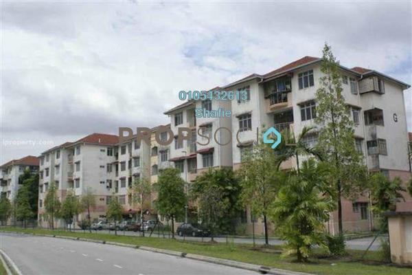 For Rent Apartment at Taman Ampang Utama, Ampang Freehold Semi Furnished 3R/2B 850translationmissing:en.pricing.unit