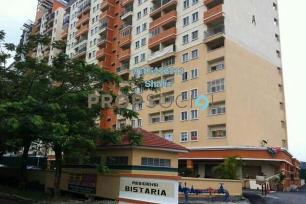 For Rent Apartment at Ukay Perdana, Ukay Leasehold Unfurnished 3R/2B 1.1k