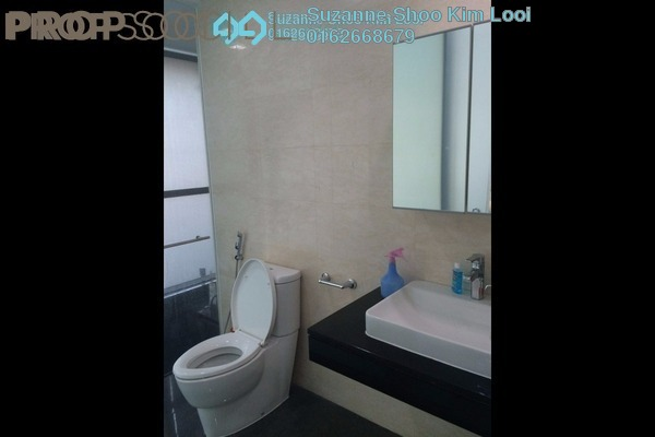 For Rent Apartment at Setia Sky Residences, KLCC Freehold Fully Furnished 1R/1B 2.8k