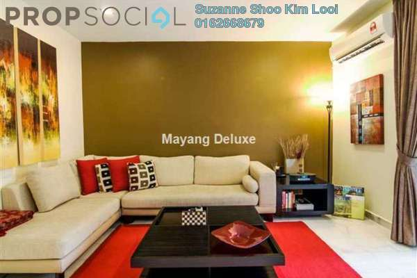 For Sale Condominium at Mayang Court, KLCC Freehold Fully Furnished 2R/2B 1.6m