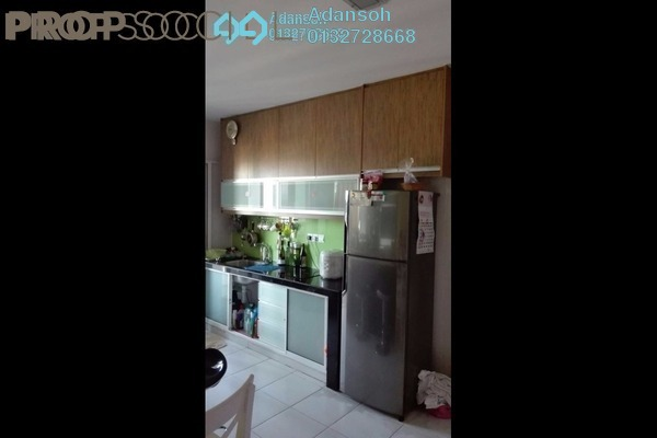 For Sale Condominium at First Residence, Kepong Leasehold Semi Furnished 3R/2B 605k