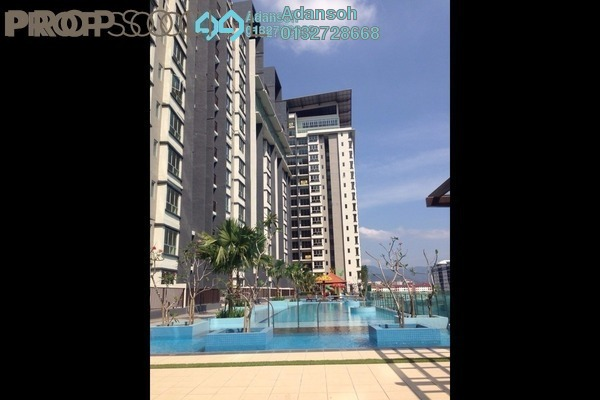 For Sale Condominium at Amara, Batu Caves Freehold Unfurnished 3R/2B 330k