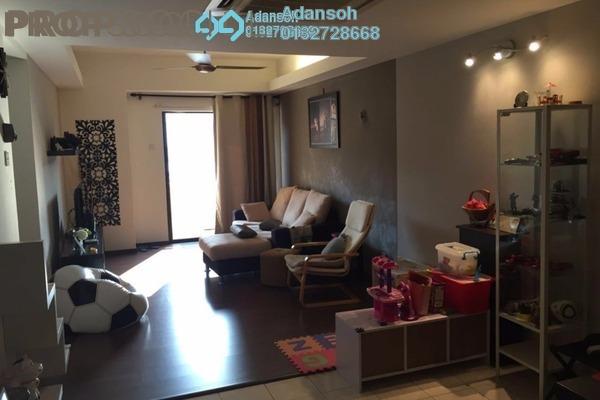 For Sale Apartment at Bougainvilla, Bukit Bintang Freehold Semi Furnished 3R/2B 450k