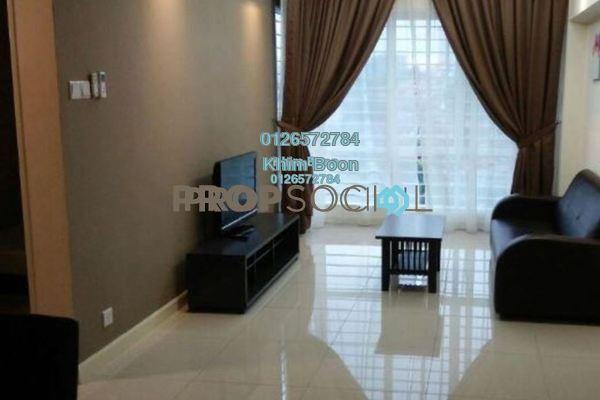 For Sale Condominium at Tiara Mutiara, Old Klang Road Freehold Semi Furnished 3R/2B 550k