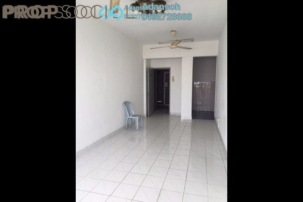 For Rent Apartment at Suria KiPark Damansara, Kepong Freehold Unfurnished 3R/2B 1.1k