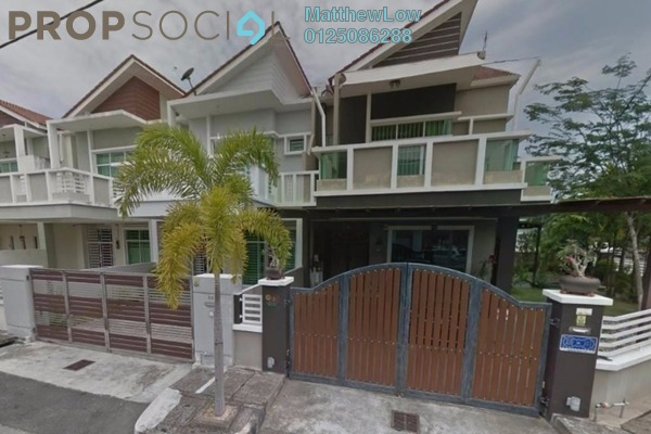 For Sale Terrace at Taman Cendana Permai, Juru Freehold Fully Furnished 5R/3B 750k