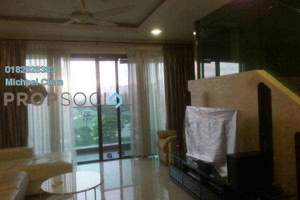 For Sale Condominium at Savanna 2, Bukit Jalil Freehold Fully Furnished 3R/3B 1.77m