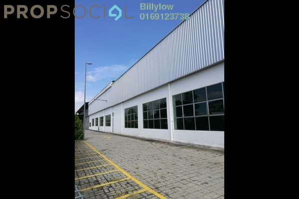 For Rent Factory at The TRAX @ Chan Sow Lin, Sungai Besi Leasehold Unfurnished 0R/0B 100k