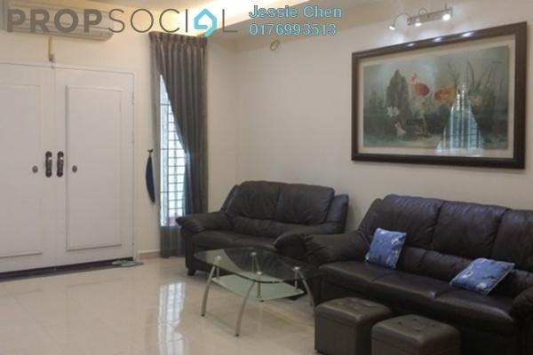 For Rent Terrace at Taman Sri Pinang, Seremban 2 Freehold Semi Furnished 3R/3B 1.8k