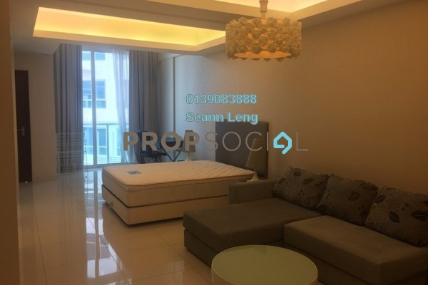 For Rent Condominium at Cliveden, Sri Hartamas Freehold Fully Furnished 0R/1B 1.8k
