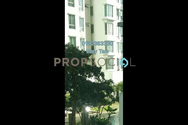 For Sale Condominium at Casa Tiara, Subang Jaya Freehold Fully Furnished 3R/2B 510k