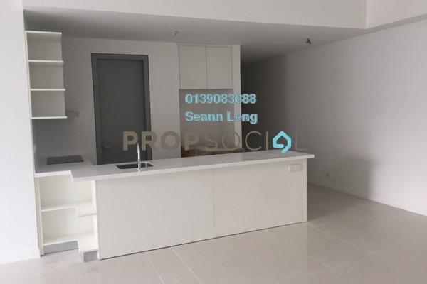 For Rent Serviced Residence at Reflection Residences, Mutiara Damansara Freehold Semi Furnished 3R/2B 2.85k