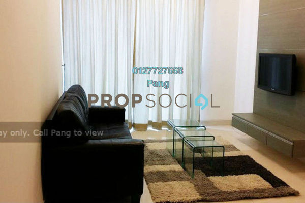For Rent Condominium at Tropicana City Tropics, Petaling Jaya Freehold Fully Furnished 2R/2B 2.1k