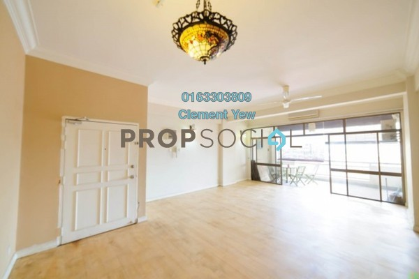 For Sale Condominium at Kiara View, Mont Kiara Freehold Semi Furnished 3R/2B 1.15m