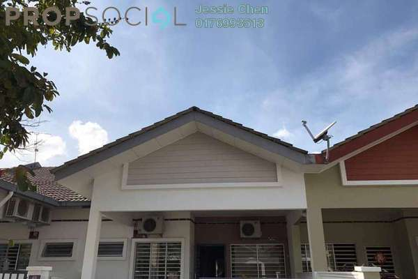 For Rent Terrace at S2 Heights, Seremban 2 Freehold Semi Furnished 3R/2B 1k