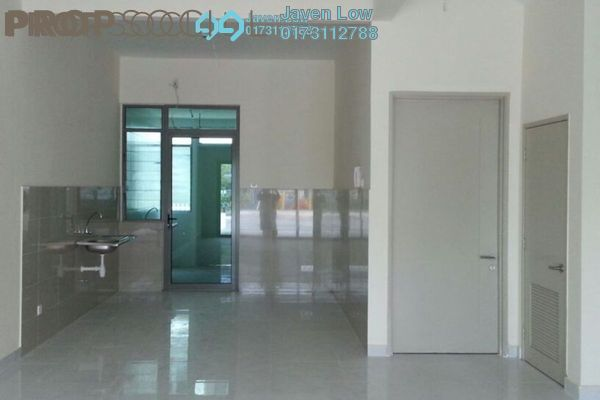 For Sale Terrace at D'Island, Puchong Leasehold Semi Furnished 6R/5B 1.1m