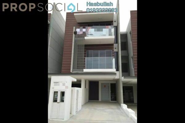 For Sale Townhouse at The Vale II @ Sutera Damansara, Damansara Damai Leasehold Unfurnished 3R/4B 1.1m