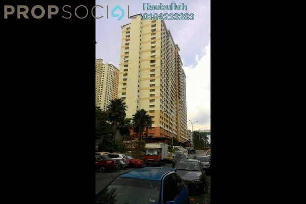 For Sale Apartment at Flora Damansara, Damansara Perdana Leasehold Unfurnished 3R/2B 160k