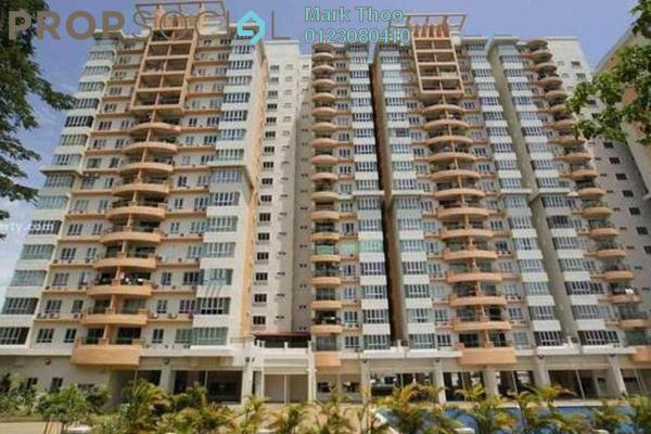 For Rent Condominium at Dynasty Garden, Kuchai Lama Leasehold Semi Furnished 3R/2B 1.7k