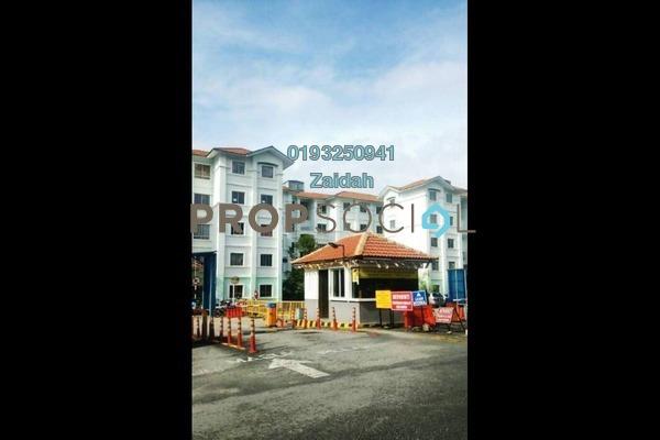 For Sale Apartment at Residensi Warnasari, Kuala Selangor Leasehold Unfurnished 3R/2B 145k