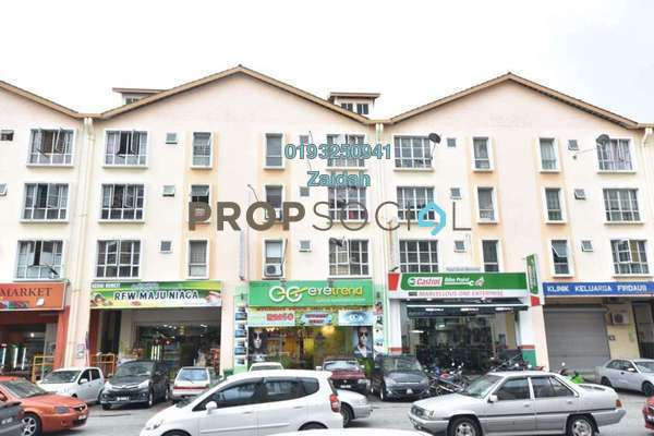 For Sale Apartment at Section 7, Shah Alam Leasehold Unfurnished 3R/2B 235k