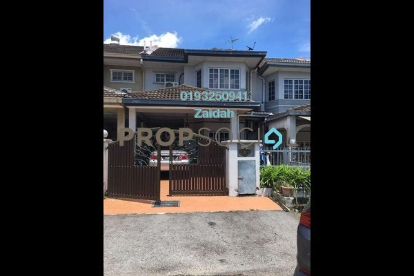 For Sale Terrace at Section 9, Shah Alam Leasehold Unfurnished 4R/3B 690k