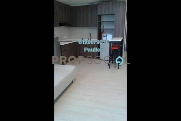 For Sale Condominium at One City, UEP Subang Jaya Freehold Fully Furnished 1R/1B 358k