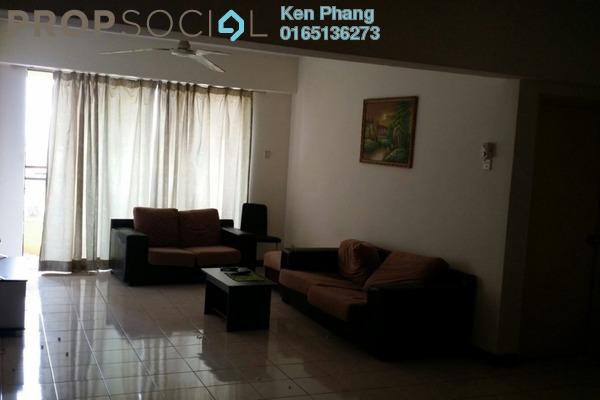 For Sale Condominium at Vista Komanwel, Bukit Jalil Freehold Semi Furnished 3R/2B 500k
