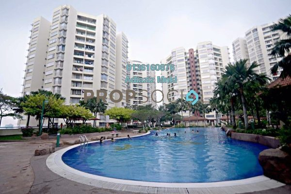 For Sale Condominium at Villa Wangsamas, Wangsa Maju Freehold Fully Furnished 4R/3B 540k