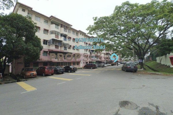 For Sale Apartment at Regal Regina Court, Ampang Leasehold Unfurnished 3R/2B 230k