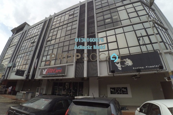 For Sale Shop at The Core, Kota Damansara Leasehold Unfurnished 0R/0B 990k