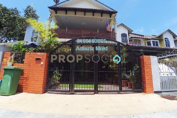 For Sale Terrace at Taman Bandar Baru Selayang Fasa 2A, Batu Caves Leasehold Semi Furnished 4R/3B 680k