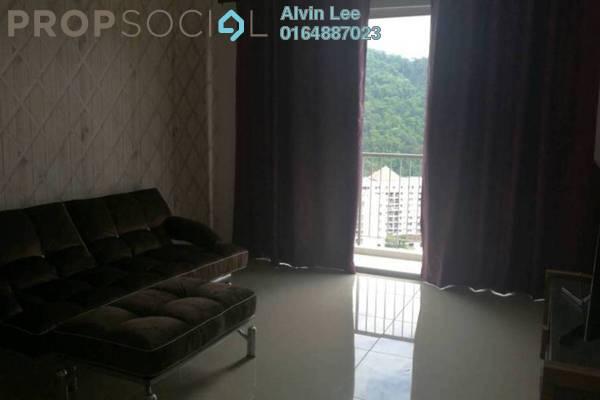 For Rent Condominium at Platinum III, Teluk Kumbar Freehold Fully Furnished 3R/2B 1.8k