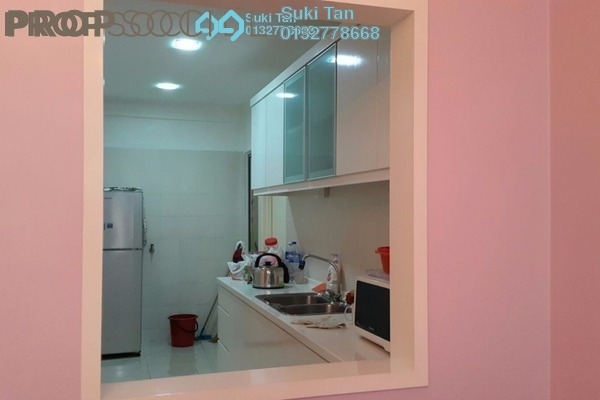 For Sale Condominium at Casa Prima, Kepong Leasehold Semi Furnished 3R/2B 485k