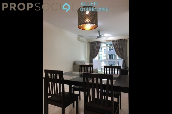 For Sale Apartment at Taman Perling, Iskandar Puteri (Nusajaya) Freehold Fully Furnished 3R/2B 385k