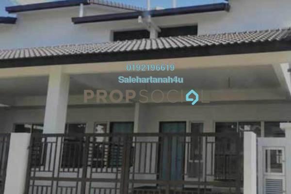 For Sale Terrace at Segar, Bandar Ainsdale Freehold Unfurnished 4R/4B 509k