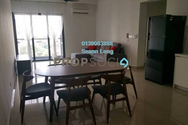 For Rent Serviced Residence at Glomac Centro, Bandar Utama Leasehold Fully Furnished 3R/2B 2.45k